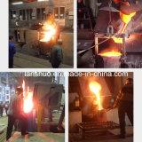 750 Kilogramm Kupfer, dieelektrischen Induktionsofen schmelzen