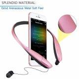 Écouteur universel d'écouteur de Bluetooth 4.0 de sport d'écouteur de Hbs Bluetooth