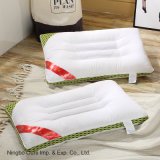 100% algodão Saúde Brocade Protecção almofadas vértebra cervical fornecedor Chinês de almofadas