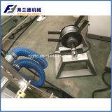 TPU PU-transparente Stahlluft-Schlauchleitung-Strangpresßling-Zeile/freie Staub-Ansammlungs-Schlauchleitung, die Maschine herstellt