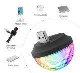 USB luces de discoteca para fiestas
