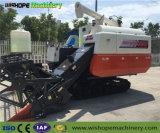 4lz-5.5大きい穀物タンクが付いている大きいコンバイン収穫機の水田の機械装置