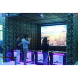 Com Moedas Mantong interactiva caça Metralhadora de arcada para fotografar