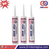 Boa resistência a óleo de silicone de cura rápida
