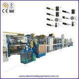 Aus optischen Fasern Draht-und Kabel-Strangpresßling-Maschine