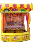 Cabina meravigliosa di carnevale dei giochi del parco di divertimenti del Rainbow