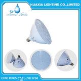 35W scaldano il multi indicatore luminoso subacqueo bianco della piscina della lampadina di colore PAR56 E27 di RGB LED