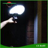 Modo de caminho de iluminação solar rotativo 56levou a luz montada na parede exterior