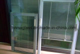 Entre o vidro estores, persianas dentro de óculos isolante, Manual