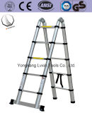 Ladder Hook Aluminium Ladder avec 6 étapes