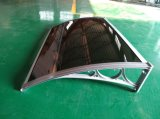 Suministro de fábrica de soporte de aluminio cubierta/toldo en el precio competitivo
