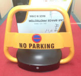 Resistente trava de estacionamento automático anti-roubo com controle remoto