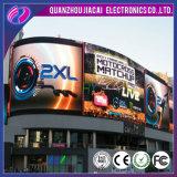 Экраны напольный рекламировать P4.81 TV СИД для ренты