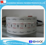 El papel revestido de Aluminum+PE para la preparación del alcohol completa el conjunto