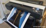 Papel fotográfico brilhante de PE duplo PE Galpão 260g