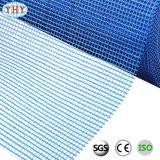トルコのための大理石の平板の補強のガラス繊維の網の145gr青いカラー1X50m