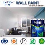 Super Waterbased de Hualong esfrega a pintura da parede interior da resistência (HLM0064)