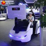 DrijfSimulator van de Werkelijkheid van de Auto van het Vermaak van de Fabriek van Vr de Binnen 3D Virtuele voor Enige Speler