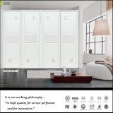 [أبّين] يزيّن أبيض خشبيّة غرفة نوم خزانة ثوب