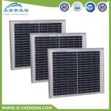 panneaux solaires de système d'alimentation de 50W Moudle avec mono et poly