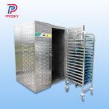 Túnel de congelador IQF para peixes