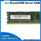 Mémoire RAM de serveur de DDR3 2rx4 PC3-12800r 16GB