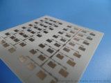 침수 금 테플론 PCB 널은 RO4350b 30 밀에 건축했다