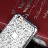 Diamant Bling TPU weich rückseitiger Fall für Apple iPhone 7