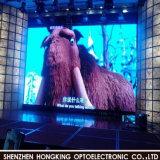 3800Hz erneuern farbenreichen Bildschirm LED-P1.923