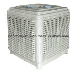 refrigerador de aire industrial del desierto del pantano del refrigerador evaporativo 18000m3/H