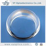 観察のためのフランジが付いている光学ホウケイ酸塩ガラスハイパー半球のドーム