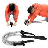 Bandes de résistance Ab roue de tension auxiliaire de pied de la bande de crochets débutants