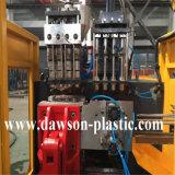 station de double de bouteille à lait de 1L~4L HDPE/PE/PP/LDPE soufflant formant la machine