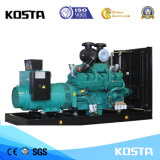 1250kVA Cummins Emergency actionnent Genset diesel