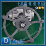 Didtekの高圧ステンレス鋼F302のゲート弁