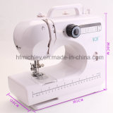 Clouded Factory Mini Electric Portable Sewing Machine for Household (FHSM-506)