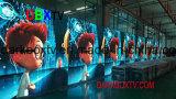 Lo schermo dell'interno di P4 HD LED con alta luminosità risparmia l'energia