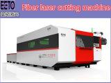 Tagliatrice inossidabile del laser della fibra del acciaio al carbonio con la sorgente di laser di Ipg