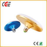 E27 Luz de lâmpadas LED de alto brilho arvorando Pires OVNI da lâmpada de Stop