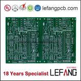 UL 승인되는 두 배 편들어진 Lf HASL 두꺼운 구리 PCB 제조