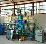 De Apparatuur van de Raffinage van de Tafelolie van de Olijf van de zonnebloem