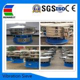 Vibration de machine de secoueur de grilles pour les sols de la grille rotative portable et de compost RA600