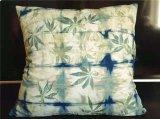 Растительности на основе красителя хлопок постельное белье печати для использования вне помещений подушки подушки для украшения