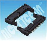2,54 mm d'éjection du connecteur de barre de coupe faite de matériaux en laiton