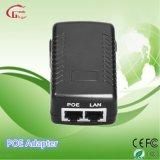 2 порта 48V 0,5 А настенный адаптер питания POE