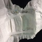 通気性の着色された使い捨て可能な赤ん坊のおむつ