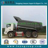 Sinotruk 판매를 위한 6X4 HOWO 광업 팁 주는 사람 트럭