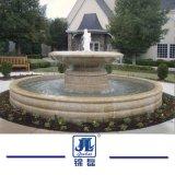 庭の装飾または美化のための自然な石花こう岩か大理石の水まきの石造りの彫刻の噴水