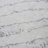 Gris en bois Xma9190-dalles de dalles de quartz-Tuiles quartz laminés&Walling