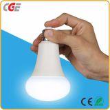 L'usine d'urgence rechargeable intelligente 7W Ampoule de LED LED Lampes à LED lampe de feu d'urgence d'éclairage LED
